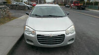 2004 Chrysler Sebring LX Berline