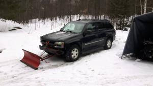 Trailblazer no plow