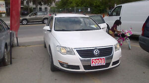 2008 Volkswagen Passat Comfortline Wagon