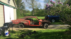1969 dodge charger fenders/ parts wanted