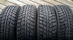 175/70/R13 Studded Winter Tires on Rims REDUCED PRICE!!!