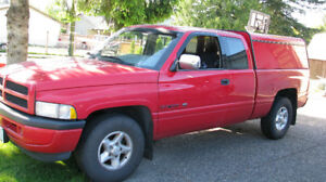 1996 Dodge Ram 1500 PRICE Reduced Now  Asking $2700.00