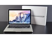 Mac book pro 13 inch brand new