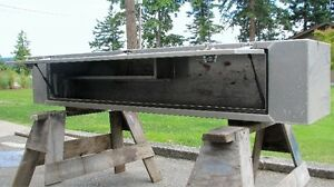 Aluminum Storage Box Campbell River Comox Valley Area image 3
