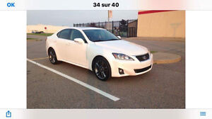 2011 Lexus IS 350 Berline AWD