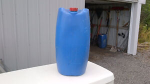 15 gal. gas containers