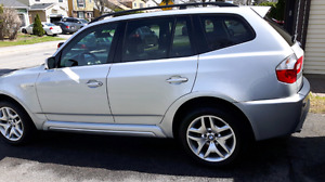 BMW X3 M Package