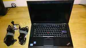 ThinkPad t420s 8GB RAM, 128 GB SSD, i5-2520M @2.50Ghz