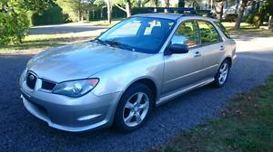 Subaru impreza 2006 2.5i vente rapide