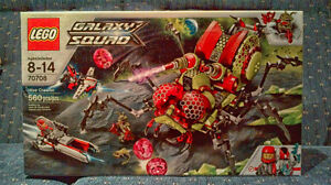 Lego Galaxy Squad Lot of 3 Different Retired & Rare sets Cambridge Kitchener Area image 4