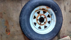 Trailer tire st 175 80r 13