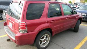 Hybrid SUV AWD Mercury Mariner 2006