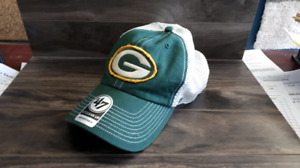Green Bay Packers '47 Snap Back Football Hat BRAND NEW