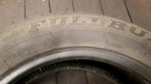 """Tow 2 summer tires good condition 15"""""""