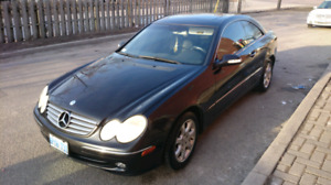 2004 Mercedes-Benz CLK320 Coupe