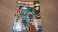hand drums for beginners book