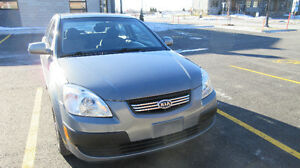 2009 Kia Rio Berline manuel negociable