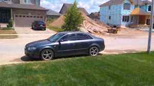 2006 Audi a4 2.0T quattro 6 speed manual as is