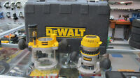 Dewalt DW616 1 3/4HP Fixed Base Router Kit