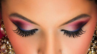 Indian, Pakistani Wedding ,Special event hair and make artist