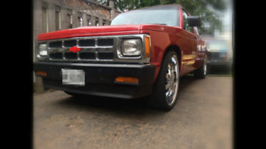 1991 Chevrolet S10 Extended Cab