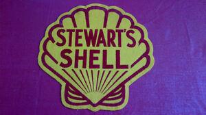 Classic Shell Oil Emblem Kitchener / Waterloo Kitchener Area image 1