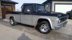 RARE!!! 1970 Dodge D100 half ton truck - will trade for a Boat
