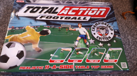 Total Action table top Football game