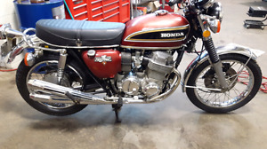HONDA SOHC CB 750 PARTS 1970-78