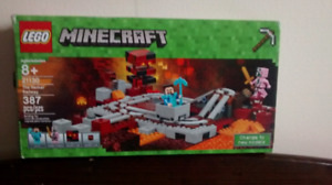 Lego Minecraft for sale