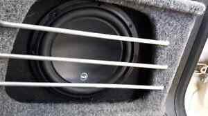 "JL Audio sub 10"" REDUCED $$$ Strathcona County Edmonton Area image 3"