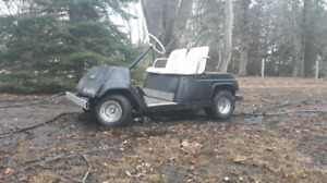 Yamaha Golf Cart gas 2 stroke