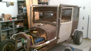 1926 Ford Model T Rat Rod Project