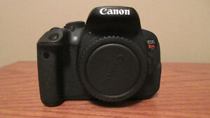 Canon T5i Camera Bundle