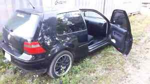 2001 vw golf  1.8t $2200 O.B.O  Stratford Kitchener Area image 1
