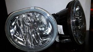 fog light pair (glass) for Toyota matrix XR/XRS