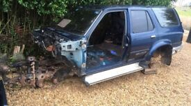 Hilux breaking for parts