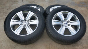 Looking for F150 Platinum Wheels