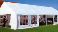 40x20 party tent