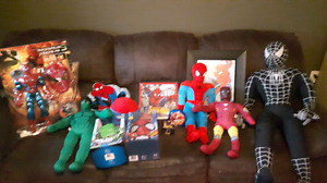 Huge lot of Marvel collectibles