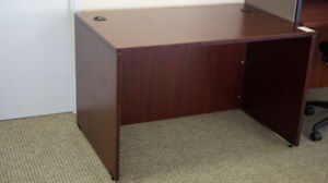 NEW/USED OFFICE FURNITURE, DESKS, CABINETS AND CHAIRS