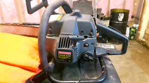 Craftsman 36cc chain saw
