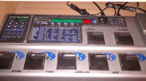 Digitech GNX3 Multi-Fx Plus Built-In 8-Track Recorder