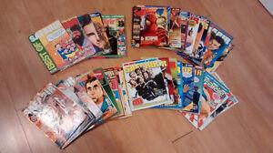 49 magazines Safarir + best of série 2 vol. 1