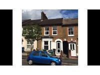 A DOUBLE ROOM TO RENT IN THIS REFURBISHED FOUR BEDROOM TERRACED HOUSE CLEANER AND ALL BILLS INCLUDED