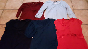 NEW PRICE-Maternity clothes size med-large