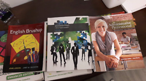 ***Text books for sale***  Administration