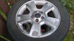Mags Ford 17 pouce 5x114.3