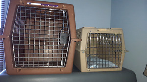 Pet Crates/Carriers