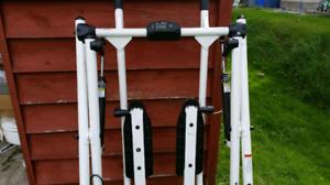 Xl swing glider exercise machine